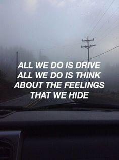 Halsey // Drive