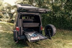 The VW Multicamper Is the Modern Westy You Actually Want - Expedition Portal Vw Camper, Vw Bus, Volkswagen, Van Conversion Shower, Offroad, 4x4, Adventure Campers, Rear Differential, Fresh Water Tank