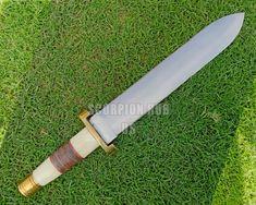 Damascus Knife, Damascus Steel, Damascus Blade, Custom Hunting Knives, Custom Knives, Knife Aesthetic, Engraved Knife, Hand Forged Knife, D2 Steel
