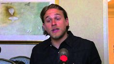 Charlie Hunnam Puts On Spanish Accent to Imitate Guillermo del Toro