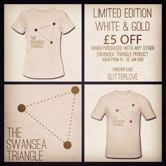 Swansea Triangle shirt offer