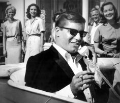 Jerry Lewis (American, B. 1926)