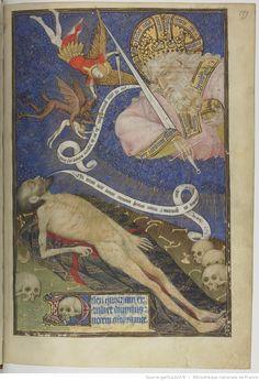 Maître de Rohan, Grandes Heures de Rohan, f 159r. Paris, BNF.