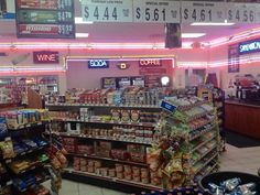 I wish stores would look as cool. And fun like this