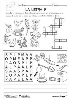 Maestra de Primaria: Fichas con pasatiempos para los alumnos de primero. Repaso de las letras.