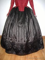 Historical Costume, Color Negra, Traditional Dresses, Victorian, Costumes, Fashion, High Fashion, Folklore, Shandy
