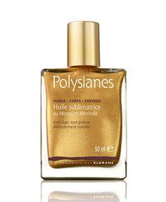 Aceite Sublimador, de Polysianes
