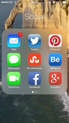 iOS 7 | #ui #apple #ios7