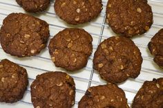 anzac style biscuits