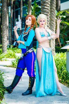 — Hanna Solo Slave Elsa