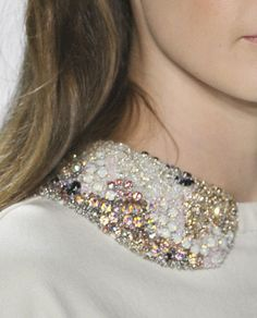 what a beautiful #collar  http://fashioncherry.co/