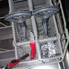 You think it is a lie … Flight loss can be removed easily and cheaply. Flight crash in the dishwasher and flight crash on cutlery