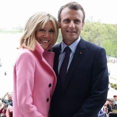 Brigitte et Emmanuel Macron aux États-Unis : Tendre complicité à Washington