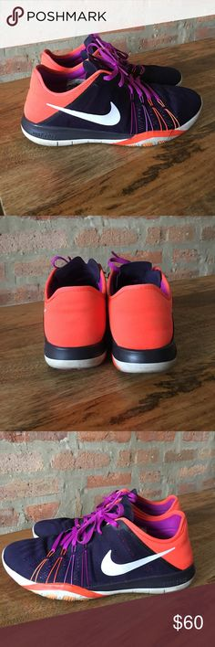 Nike Free TR 6 Nordstrom Sneakers - 7.5 Super cute and amazingly comfortable mesh and neoprene sneakers. In great condition. Size 7.5 Nike Shoes Sneakers