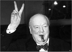 May 7, 1940 Winston Churchill becomes Prime Minister of Britain