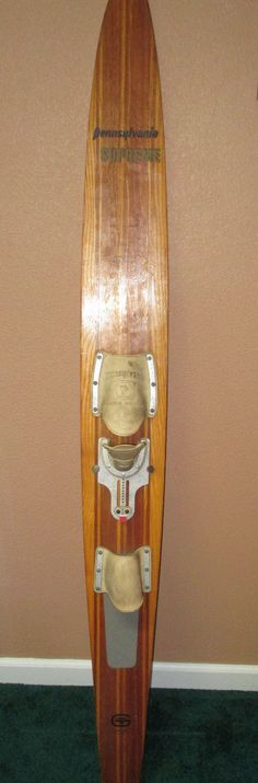Adjustable Water Ski