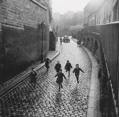 Unknown, Montmartre 1955.