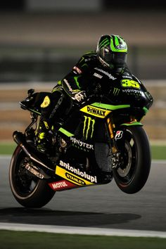 Cal Crutchlow - Qatar - MotoGP 2013, and now 2nd @ Le Mans