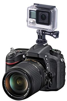 Shop for Smatree Full Aluminum Tripod Screw To Dslr Camera Flash Hot Shoe Mount Adapter For Gopro Session/hero Black And Dji Osmo Action. Starting from Choose from the 2 best options & compare live & historic camera tripod prices. Photo Accessories, Camera Accessories, Nikon D5100, Dji Osmo, Canon Dslr, Camera Tripod, High Fashion Home, Gopro Hero, Best Camera