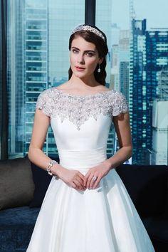 Nueva Colección de Vestidos de Novia por Justin Alexander - Parte 2 - Bodas