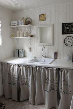 Nina i Paradiset: Vaskerom