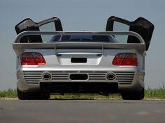 Mercedes-Benz CLK GTR AMG Road Version ' 04. 1997–99