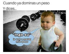 #Gym #motivación #Rutina #peso