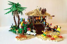 Beach Fruit Hut | Flickr - Photo Sharing!