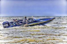 Waterski Speedboat , Whitstable