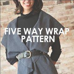 Five Way Wrap