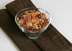 Cereals Cranberry and Pecan | Recipes using SPLENDA®