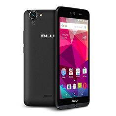 BLU Dash X Smartphone – US GSM Unlocked – Black  Bright and vivid 5.0″ Smartphone, the Dash X, with amazing design and color selections that will ensure to fit your style and personality. The Dash X blends technology and design into an incredible package. Metal finish front frame brings out the front essence of a great smartphone while the natural sandstone finish with the special paint technology finish on the battery cover ensure excellent hand held experience. Unlocked Dual Sim Sm..