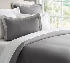 Tencel® Duvet Cover & Sham---ultra soft and luxurious