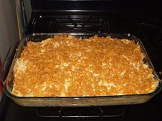 This is was good. used corn chex since it was what we had on hand, turned out just fine.