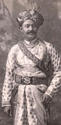 Ranjitsinhji Vibhaji Jadeja (Nawanagar)
