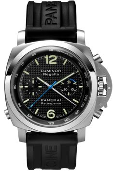 Luminor 1950 Regatta Rattrapante - 44mm PAM00286 - Collection Luminor 1950 - Officine Panerai Watches
