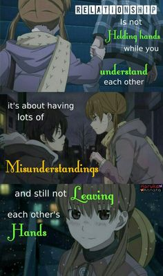 Anime quotes : Anime : my little monster