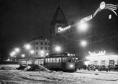 Vinterpalatset vid Norra Bantorget - Stockholmskällan