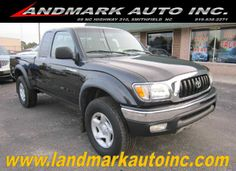 2004 #Toyota #Tacoma #PreRunner Xtracab V6 2WD - Smithfield NC #landmarkautoinc landmarkautoinc.com landmarkautoinc.org