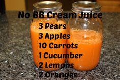 No BB Cream Juice - has audio