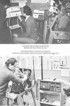 Laboratoire d'essais de moteurs