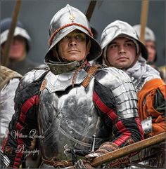 15th Century Men at Arms