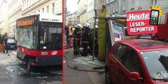13A gerammt: 8 Verletzte http://www.heute.at/leser/art23650,700759