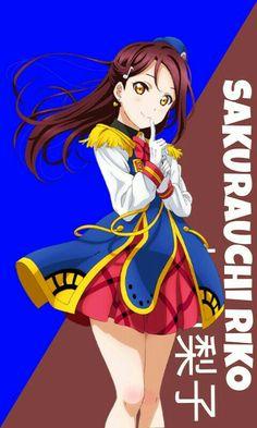 Sakurauchi Riko #editedbyifad