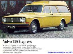 Volvo 145 Expres 1971