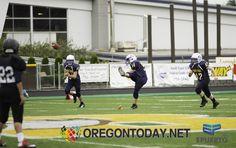 North Bend Middle School Football vs Brookings – Azalea