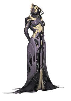 Female Iz'kal Character. Art by Milan Nikolic. Find the game at: burning-games.com