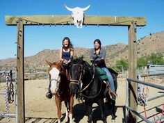 Go horse back riding. THIS WOULD BE SO MUCH FUN TOGETHER @Suzie  Naso