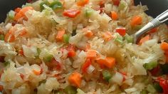 Saurkraut salad