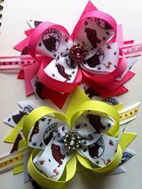 gruffalo boutique bows x
